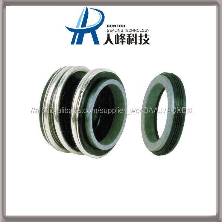 109 نموذج مضخة ختم الميكانيكية ، المرنة المطاط الخوار الختم الميكانيكية ، أجزاء مضخة