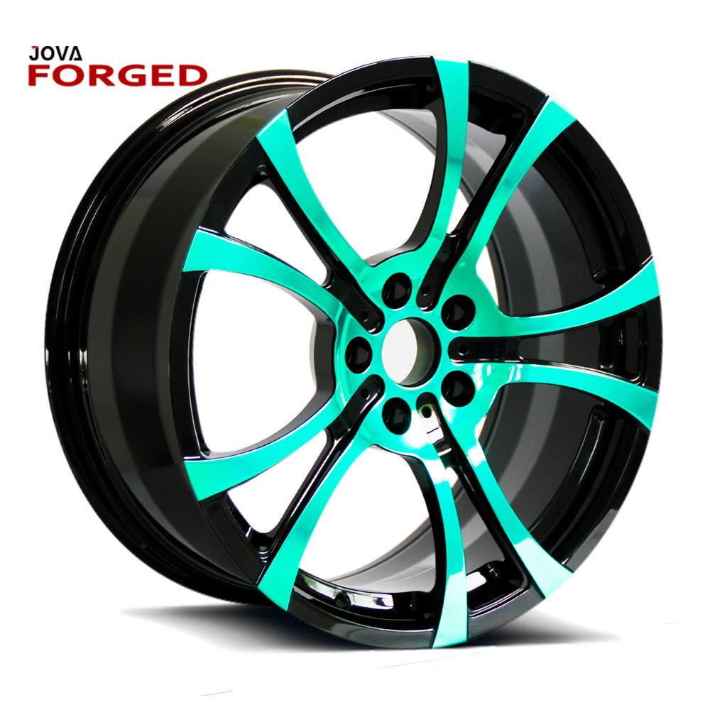 사용자 정의 단조 모든 5x139.7 바퀴 17 인치 합금 바퀴