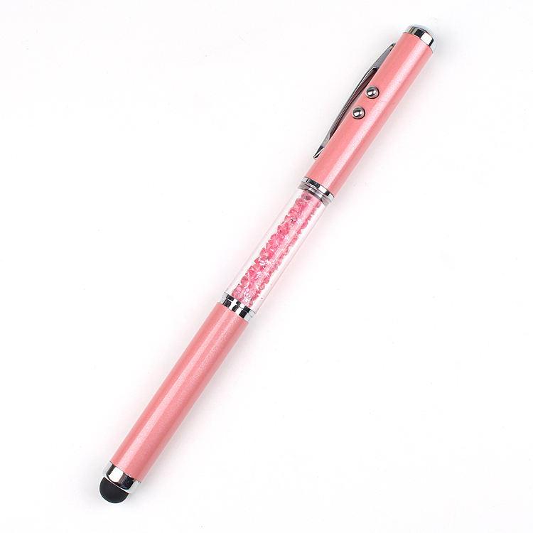 2017 venta caliente barato seguro puntero láser rojo lápiz óptico con bolígrafo puntero láser caja de regalo