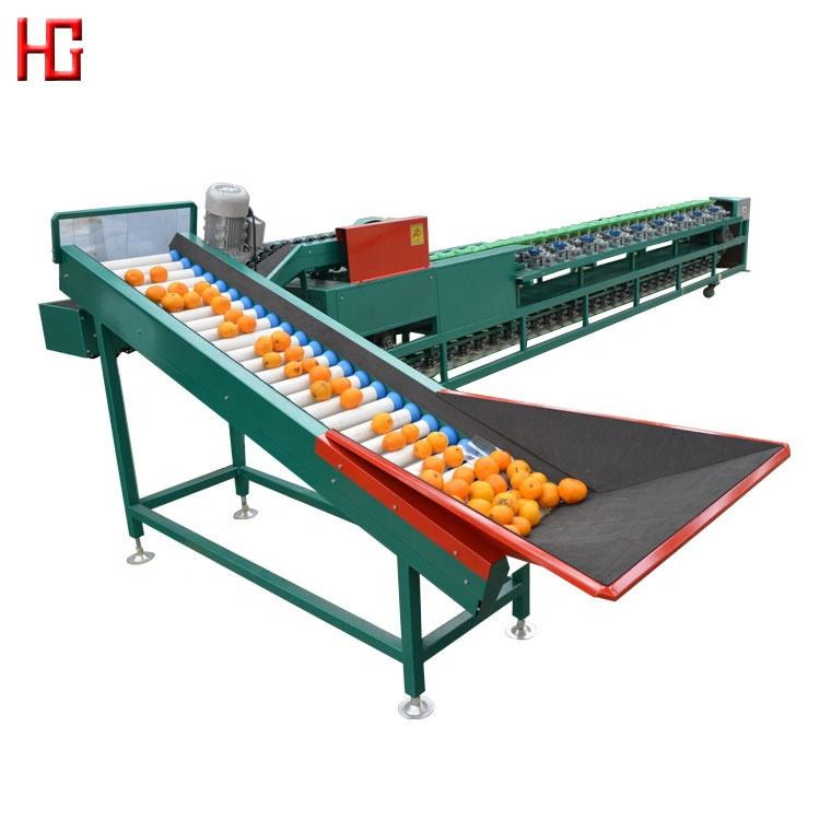 Cherry /olive/date pitting processing line price / fruit and vegetable sorting machine fruit sorter