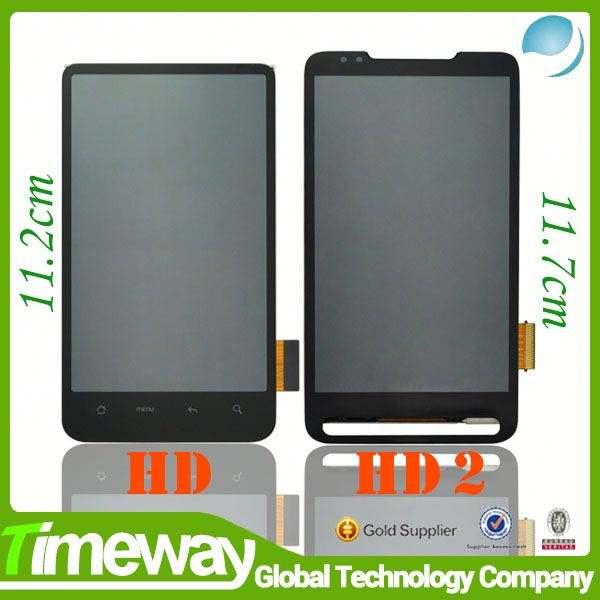 china melhor preço toque digitizer lcd a9191 para htc desire hd g10