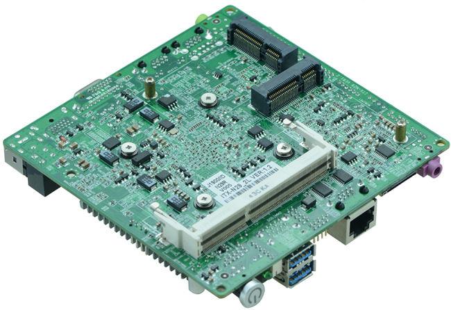 4 gb ram J1900 Nano carte mère MiNi PC <span class=keywords><strong>Barebone</strong></span> avec la taille 12 cm * 12 cm
