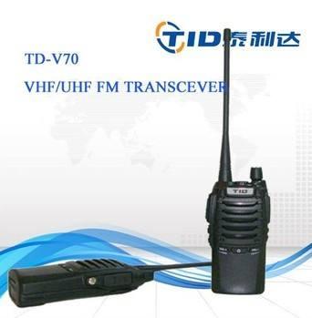 Hot vente Émetteur récepteur multi appartement système d'interphone vidéo