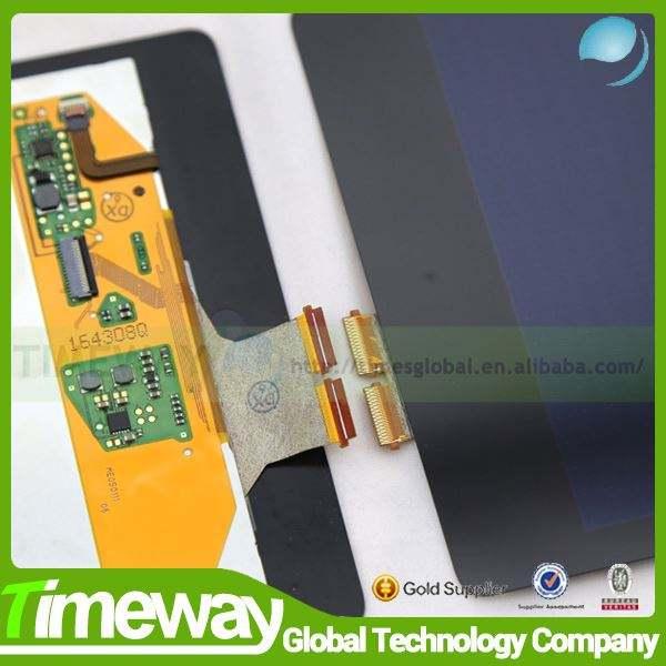 timeway nexus 7 2nd geração tela lcd e montagem digitador