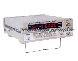 МЧ HC-F1000L Цифровой частотный счетчик 1 кГц 10 Гц - 1000 МГц тактовой частотой 1,3 ГГц Maxi