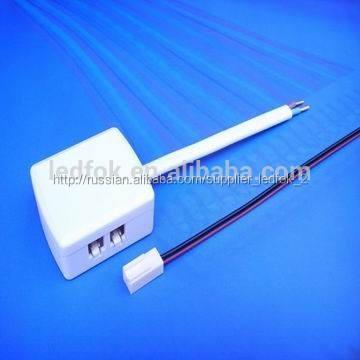 поставляется с 24в 4 путь распределительная коробка, подключите кабель идеально подходит для кухонных шкафов
