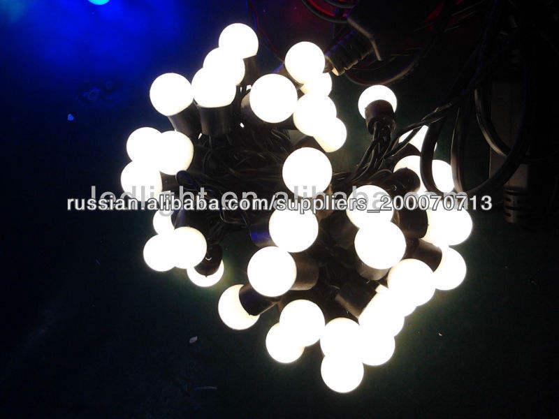 Теплый белый LED праздник иллюминация CE ROHS