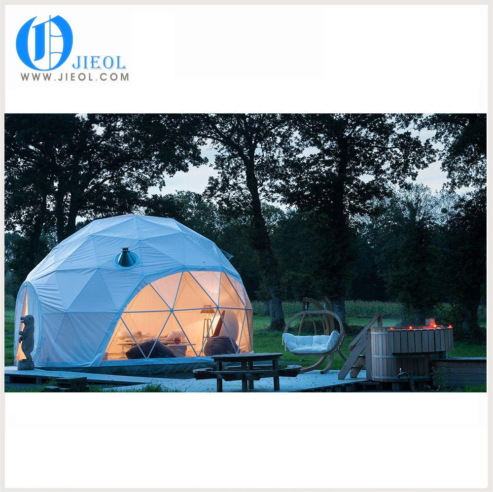 야외 5 메터 서커스 지리적 돔 호텔 룸 텐트
