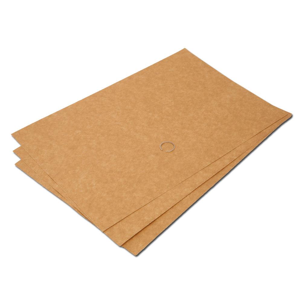 Melhor preço de papelão de papel kraft manila folhas de papel