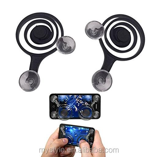 Мини пластиковые Fling Джойстик сенсорный экран джойстика игровой контроллер ручка для iPhone/<span class=keywords><strong>IPad</strong></span>/Android мобильный телефон