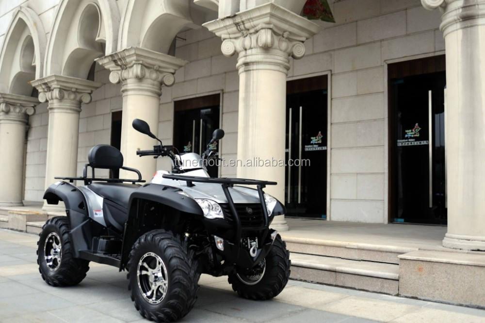 CEE aprobó 500cc vehículo todo terreno, CFMOTO 500cc ATV