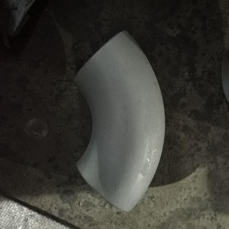 90 학위 8 인치 탄소 스틸 연합 회전 플랜지 파이프 팔꿈치