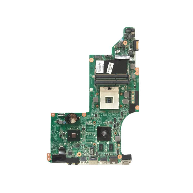 Perfectamente 630984-001 placa base integrada aplicar para <span class=keywords><strong>HP</strong></span> DV7-5000 motherboard s989, 31LX6MB02F0, DA0LX6MB6H1