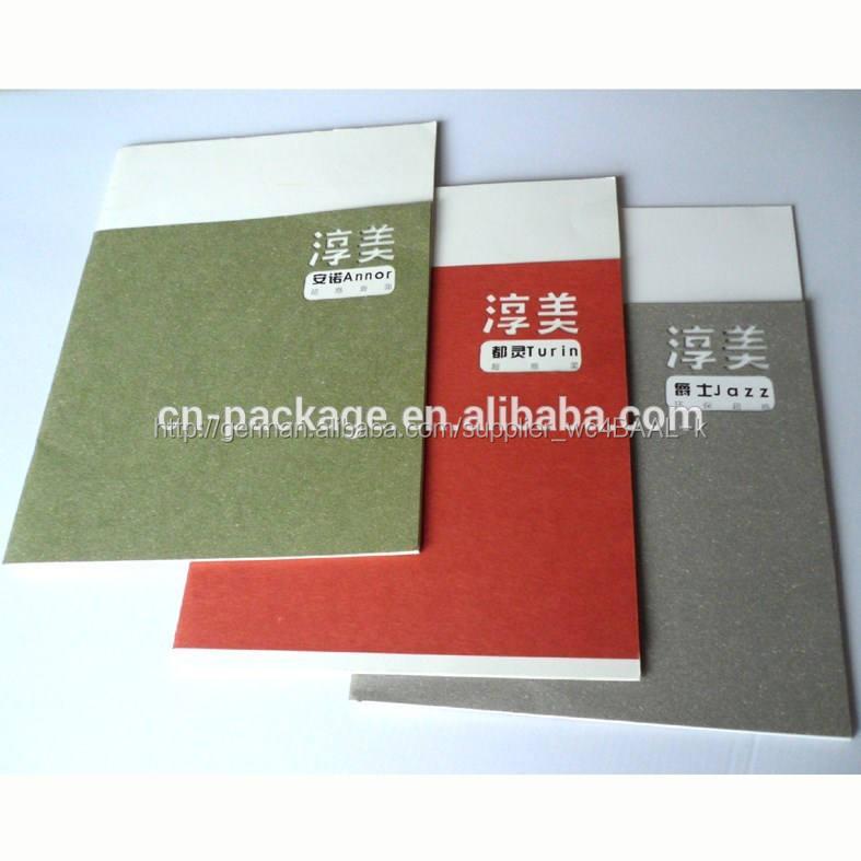 Broschüre drucken Broschüre/Broschüre/Magazin/Katalog farbdruck broschürendruck