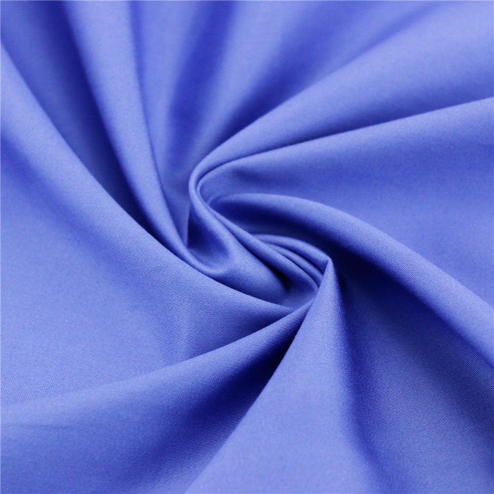 60x60 / 200x112 / 195x60 120gsm 152cm tessuto blu cotone pesante tessuto stampato plaid tessuto