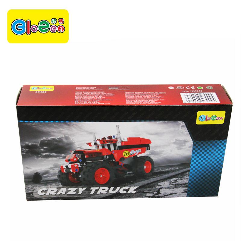 2018 Venta caliente mini Construcción de camiones juguetes de fundición con alta calidad
