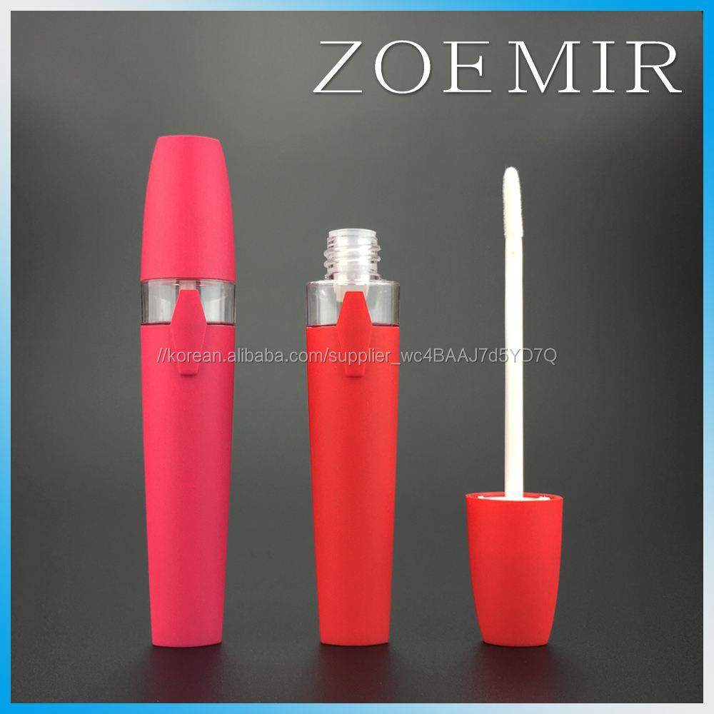 평면 플라스틱 튜브 사용자 정의 개인 브랜드 화장품 메이크업 립글로스 립스틱