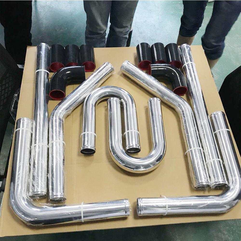 <span class=keywords><strong>Aluminio</strong></span> intercooler Pipe Joiner codos <span class=keywords><strong>de</strong></span> fábrica
