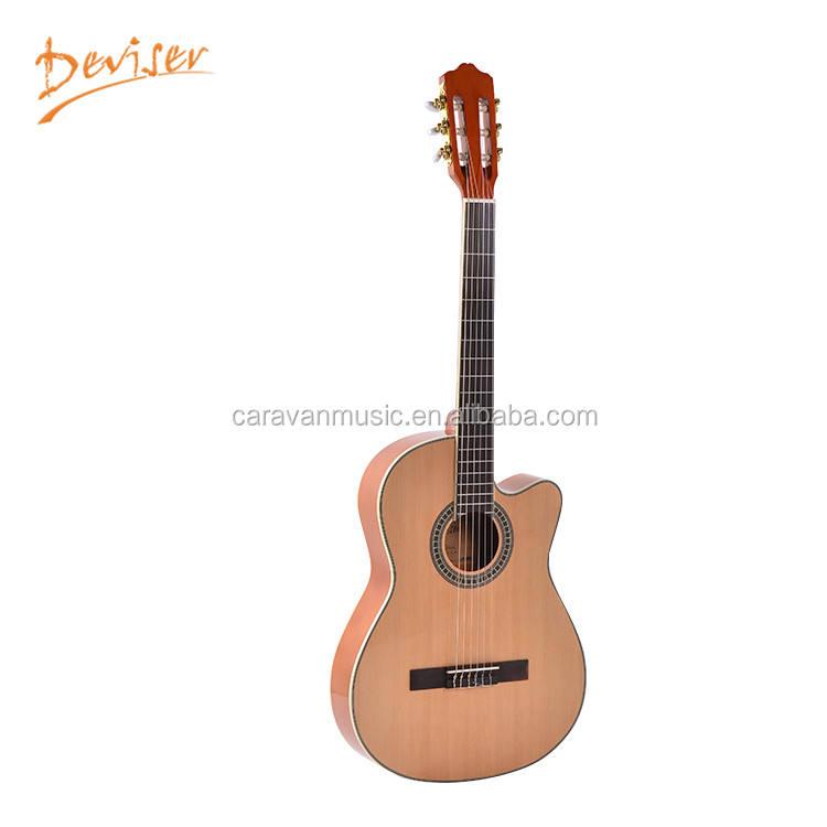 39 ''china alta qualidade melhor júnior guitarra clássica feito à mão