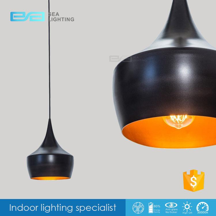 Industrial de la vendimia Cortina De Hierro Colgante de Luz de la Lámpara Colgante de Arte Decoración de la Cocina 2101411