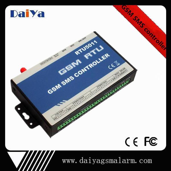 DAIYA GSM RTU sistema <span class=keywords><strong>controlador</strong></span> <span class=keywords><strong>de</strong></span> Temperatura e <span class=keywords><strong>umidade</strong></span> com 8 entradas e 8 saídas RTU5011
