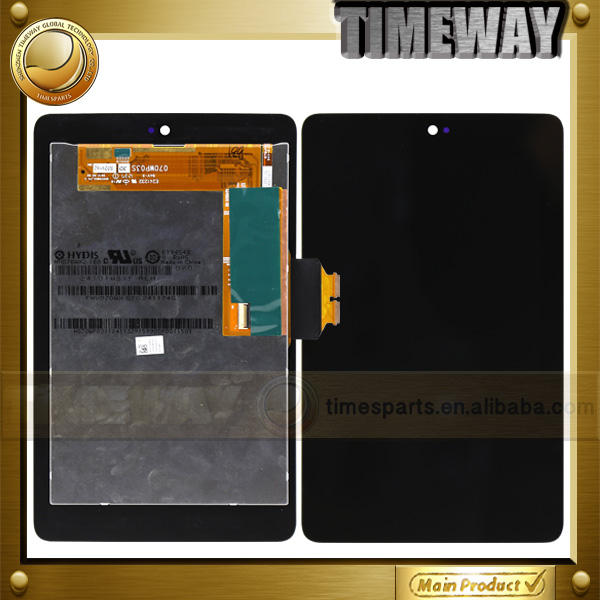 timeway alibaba fornecedor para o google nexus 7 tela
