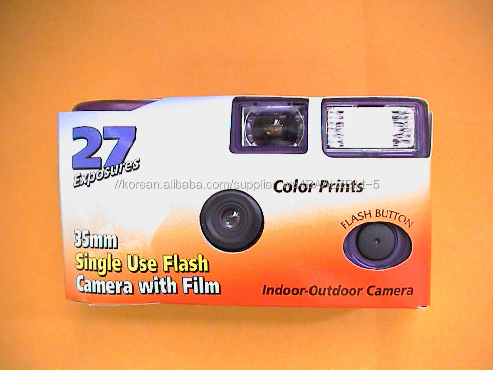 재활용 카메라-저렴한 도매 일회용 카메라 35 미리메터 후지 필름 및 사용자 정의 포장