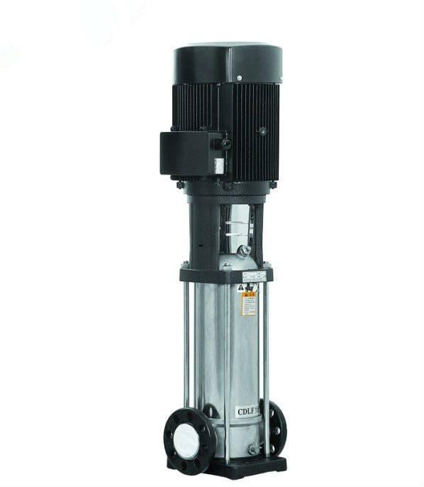 High rise d'approvisionnement en eau de la pompe