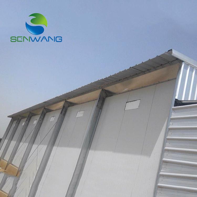 ) 저 (Low) cost environmental control 산업 뿌리 자 designs 강 닭 가금류 뿌리 자 가금류 팜 판의 수평 집