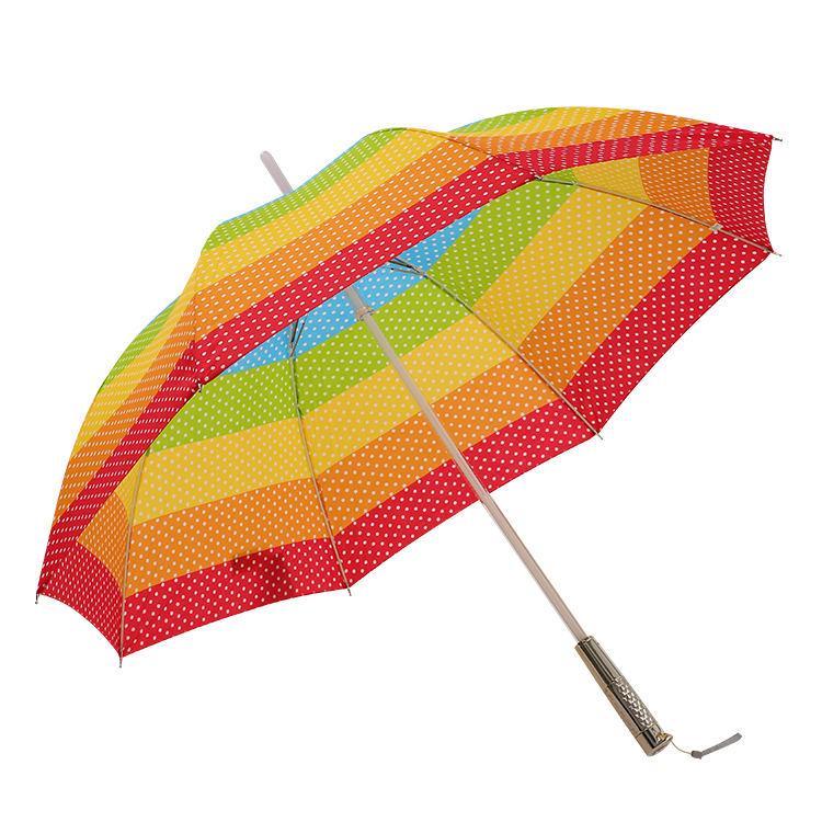カスタムデザイン防風日傘ドーム旅行プロモーション傘