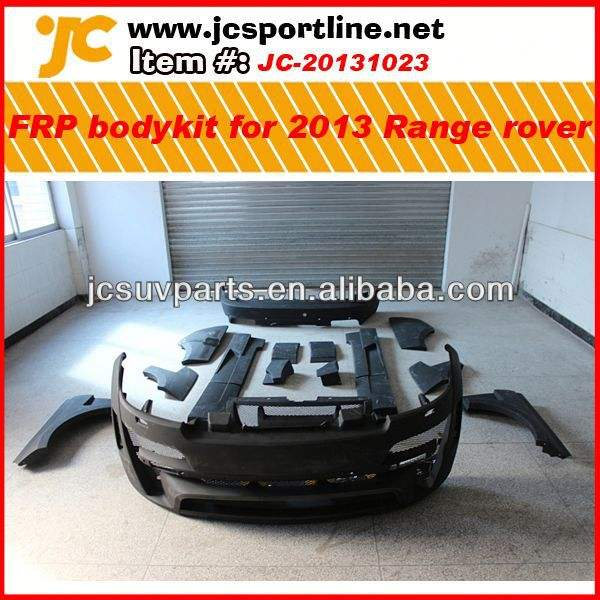 hm estilo frp bodykits carro 2013 para o range rover vogue bodystyling spoiler kit Carro bodykits para 2013 range rover vogue