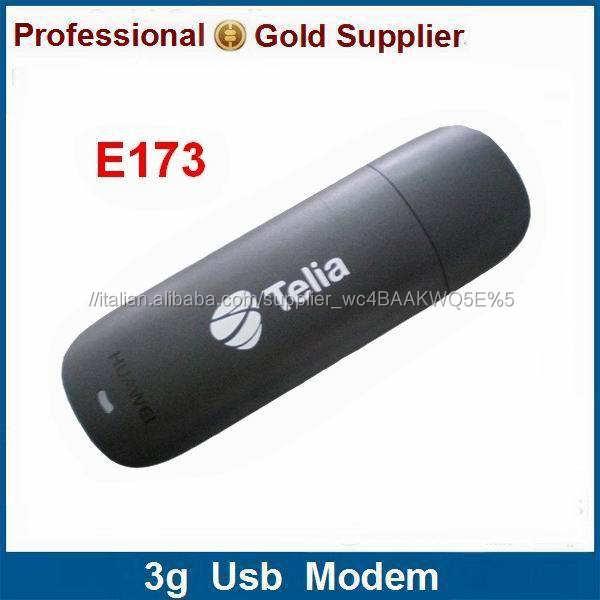 Huawei e173 7.2 Mbps 3g wcdma usb modem