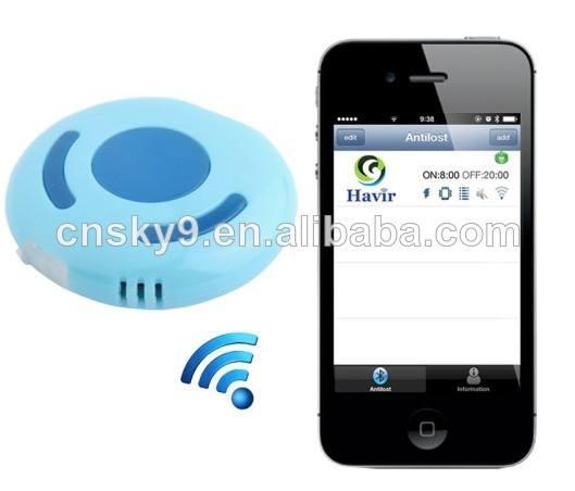 Havir беспроводная тег электронное анти- потерянный сигнал тревоги для домашних животных детей iphone бумажник багаж