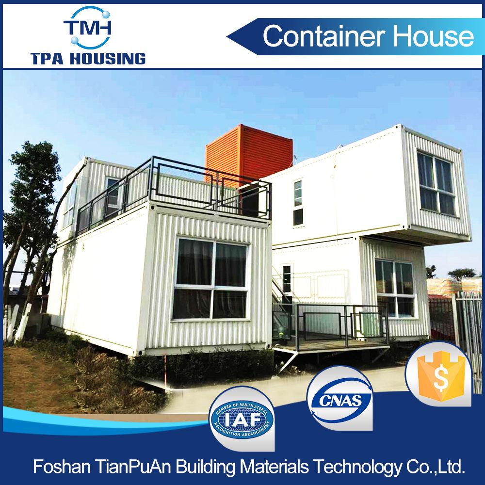 Beste Qualität Vorgefertigt Versandbehälter Haus Pläne