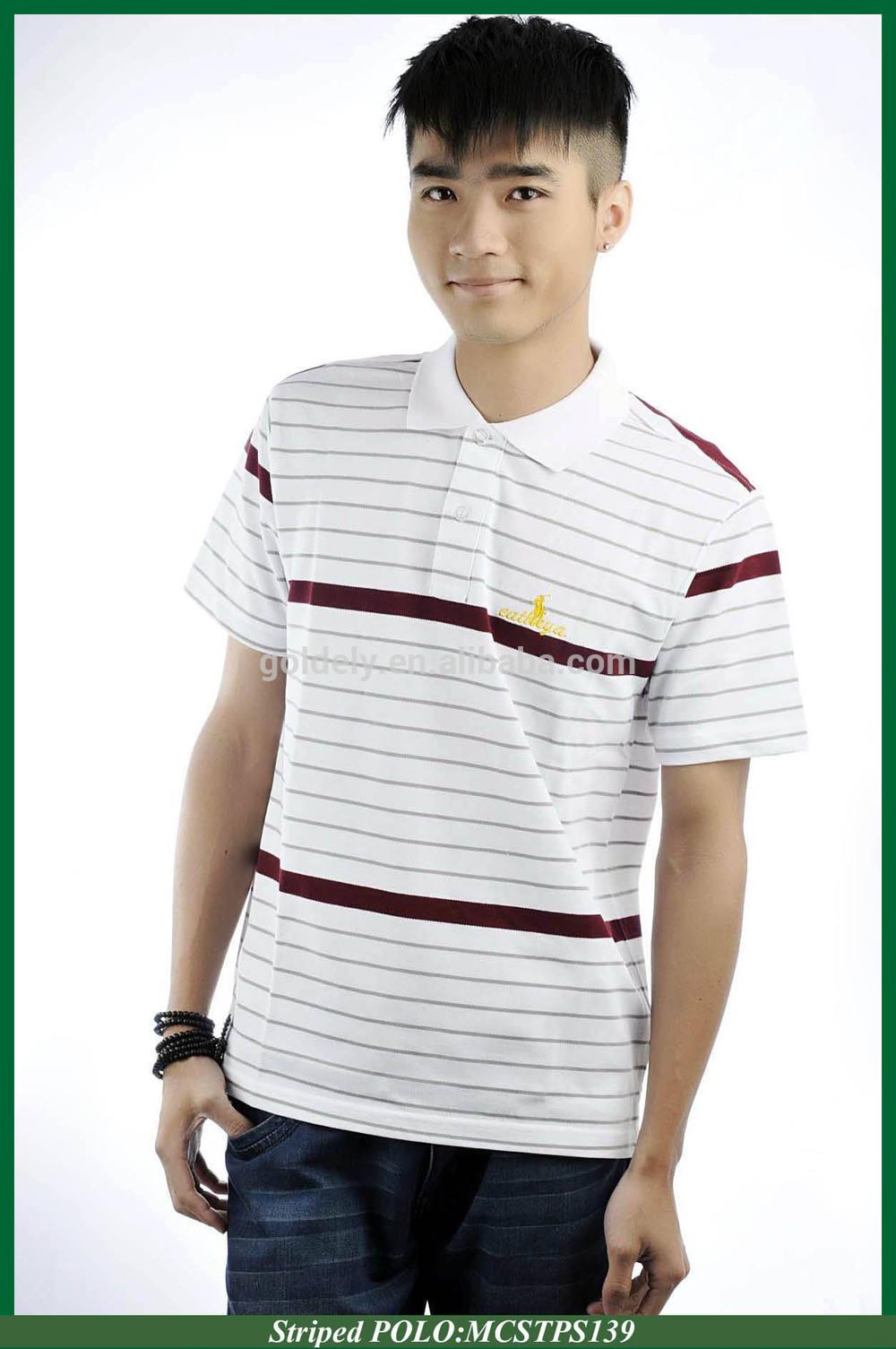 diseño popular de algodón de los hombres 2014 ropa de verano