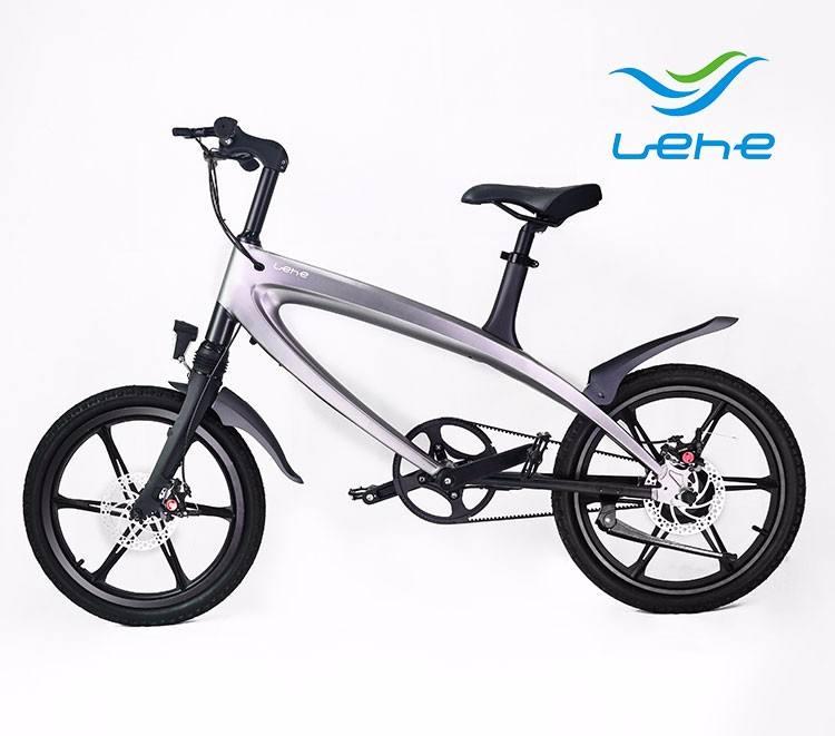asistente de bicicleta de montaña eléctrica con batería LG
