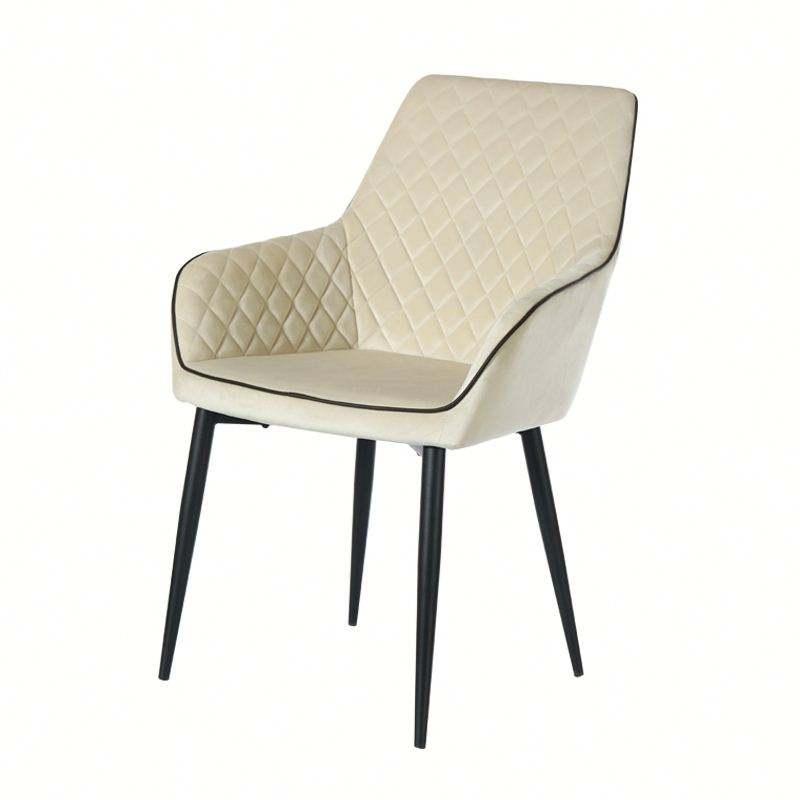Один новый современный гостиная ткань диван дизайн стул Роскошные гостиная Франция белый деревянный мебелью