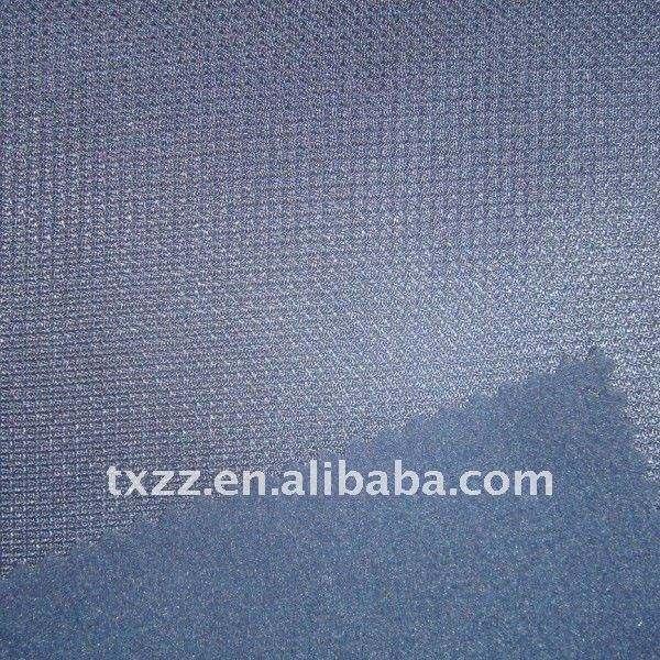 100% polyester dazzle fırçalanmış örgü