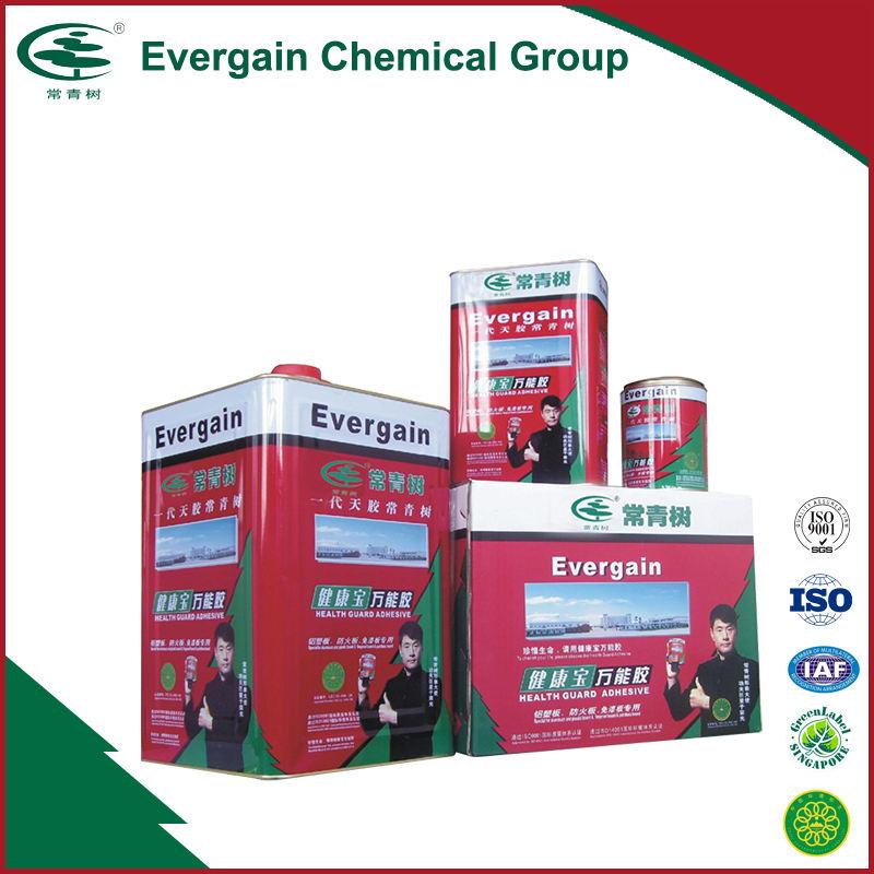 Fijación de cloropreno Adhesivo de Contacto 669 para al aire libre
