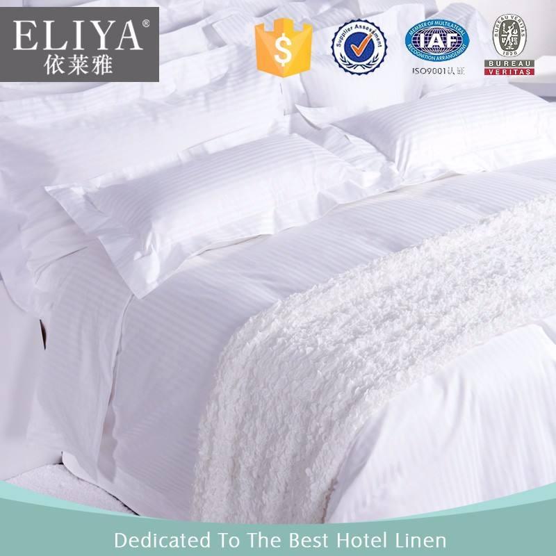 1000tc hoja <span class=keywords><strong>de</strong></span> cama del hotel tela con diferentes tipos <span class=keywords><strong>de</strong></span> cama para el hotel
