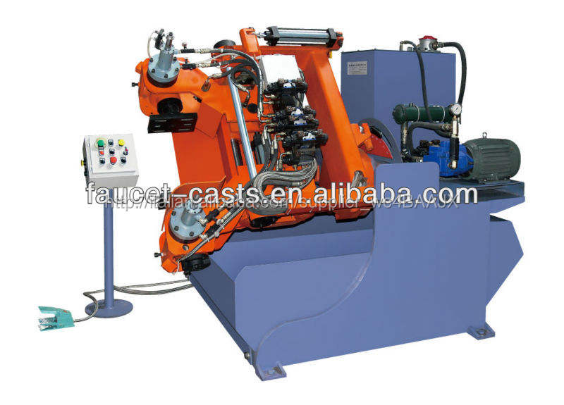 Idraulica totale multi- funzione macchine per pressofusione di ottone