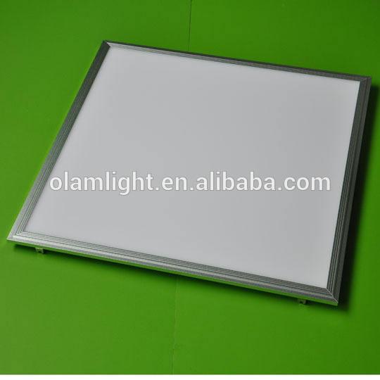 Plaza de led panel de luz 40w 620*620 led de china con el precio