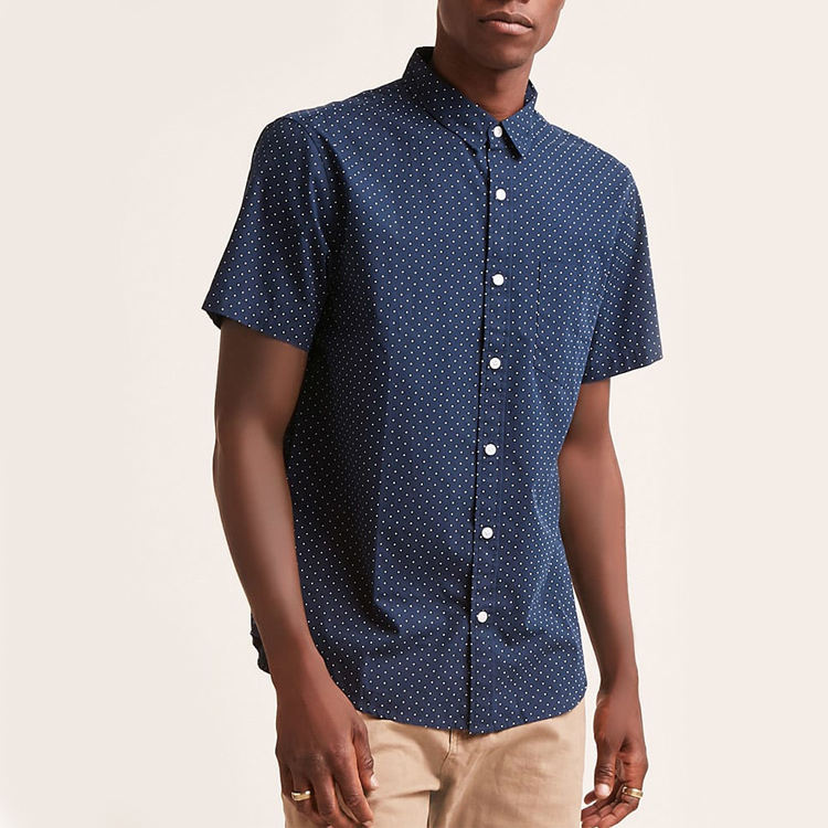 Оптовик Мода мужская Тонкая рубашка Последние Формальные Рубашки конструкции для мужчин