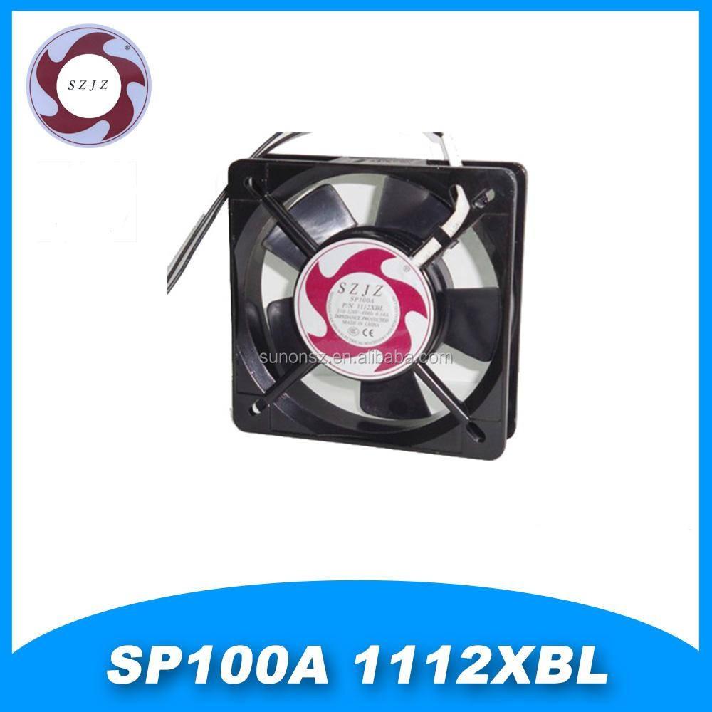 110 v/220 v/240 v plastik pervane fan ile TÜV, IEC, C-TICK, ISO9001