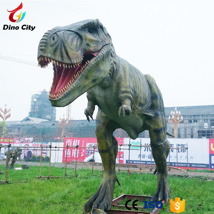 Высокое <span class=keywords><strong>качество</strong></span> реалистичные аниматронных T-Rex Dinosaur