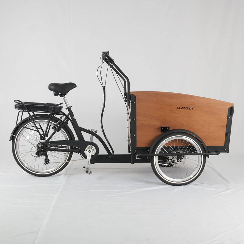 36V lithium battery Electric cargo bike/cargo tricycle/reverse trike 9031E