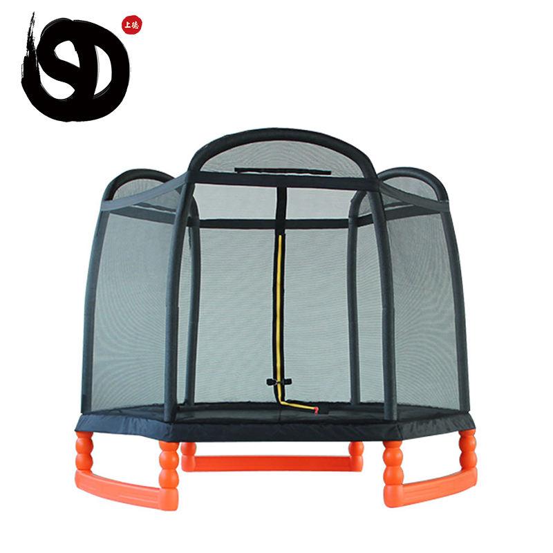 Intérieur 7FT professionnel commercial trampoline <span class=keywords><strong>parc</strong></span> pour vente