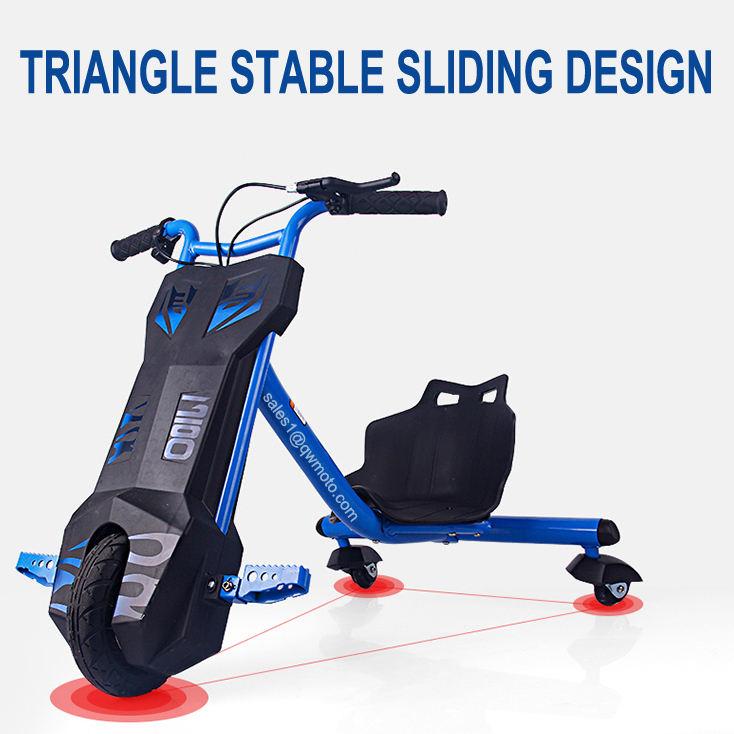 <span class=keywords><strong>Qwmoto</strong></span> 2015 popular 100 W caliente venta eléctrica de 3 ruedas deriva juguetes de los niños trike venta EN71