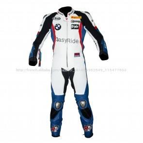 BMW Mhcuir personnalisé costume ajustement personnalisé costume costume de motard nouvelle cours poursuite à moto
