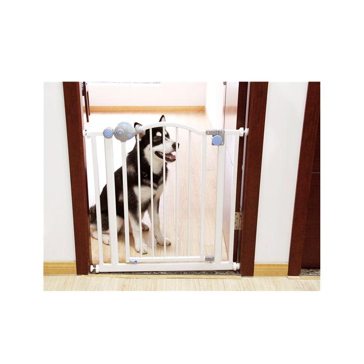 Sala interna Porta di Sicurezza Animale Domestico del Cane Del Gatto Porta Barriera